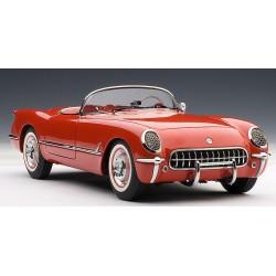 1/18 1954 CHEVROLET CORVETTE  Rouge AUTOART 71082 Passion Diecast