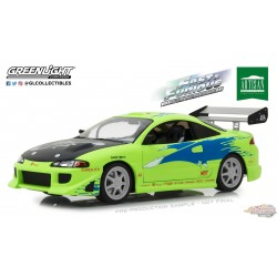 1/18 Greenlight 1-18 1995 Mitsubishi Eclipse The Fast and the Furious (2001)  GL-19039 PASSIONDIECAST
