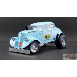 """Ohio"" George's Chopped 1933 Gasser  ACME  A1800911 Passion Diecast"
