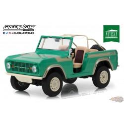1/18 1976 Ford Baja Bronco  Greenlight 19034 ( Gas monkey ) Passion Diecast