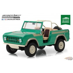 1/18 1976 Ford Baja Bronco  Greenlight 19034 ( Gas monkey ) Passion Diecast