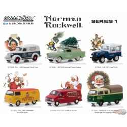 1:64 GreenLight GL-97040  The Hobby Shop Series 4 Assortiment PassionDiecast