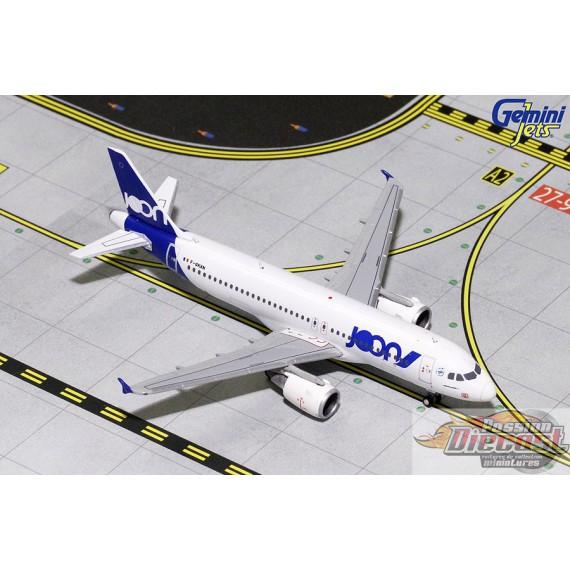 JOON Airbus A320-200 F-GKXN Gemini Jets 1/400 GJJON1764