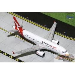 Qantas Link  Airbus A320-200 Gemini Jets 1/400 GJQFA1772 Passion Diecast