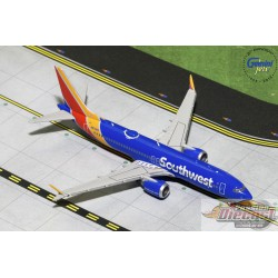 Southwest  Boeing 737-MAX 8  Gemini Jets  1/400 GJSWA1811 Passion Diecast
