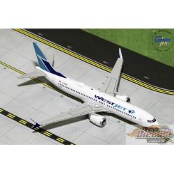 Westjet  Boeing 737-MAX 8 Ancienne livrée  Gemini Jets  1/400 GJWJA1823 Passion Diecast