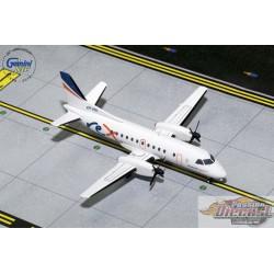 REX  Saab SF-340  Regional Express Gemini 200 G2RXA085 Passion Diecast