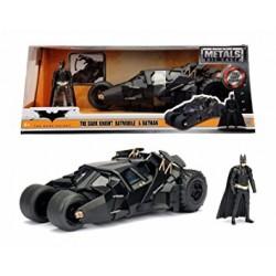 BATMOBILE TUMBLER  with BATMAN FIGURE 1/24 Jada 98261 Passion Diecast