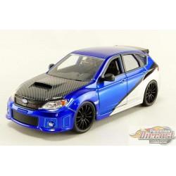 Brian Subaru Impreza WRX STI Fast & Furious Jada 1/24  99514 Passion Diecast