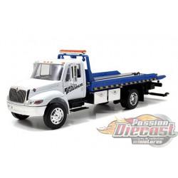 International Durastar 4400 Flat Bed Tow Truck Wrecker  Fast & Furious  Jada  1/24 97218 Passion Diecast