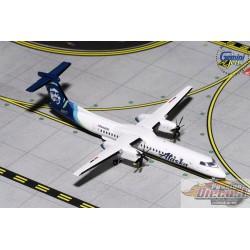ALASKA  Bombardier Dash 8 Q-400 Gemini Jets  1/400 GJASA1760 Passion Diecast