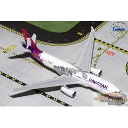 HAWAIIAN  Airbus A330-200 Gemini  1/400 GJHAL1787 Passion Diecast