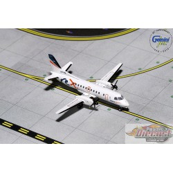 REX  Saab SF-340  Regional Express Gemini 1/400 GJRXA1591 Passion Diecast