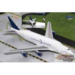 Boeing 747LCF Dreamlifter  Gemini 200 G2BOE723 Passion Diecast
