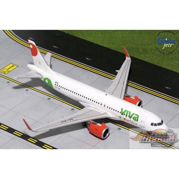 Viva Aerobus  Airbus  A320NEO  Gemini 200  G2VIV730 Passion Diecast