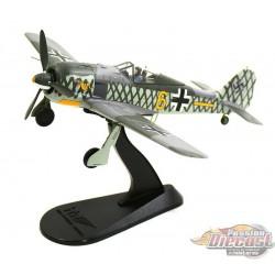 Focke-Wulf Fw 190A Luftwaffe 6./JG 1 Hobby Master 1/48 HA7423 Passion Diecast