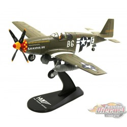 North American P-51D Mustang USAAF 357th FG, 363rd FS Hobby Master HA8512 Passion Diecast