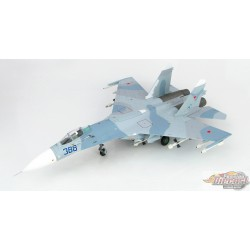 Sukhoi Su-27 Flanker-B  Russan Air Force, Blue 388 Hobby Master HA6003 Passion Diecast