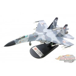 Sukhoi Su-27SK Flanker-B  Indonesian Air Force 11th Sqn Hobby Master 1/72 HA6004 Passion Diecast