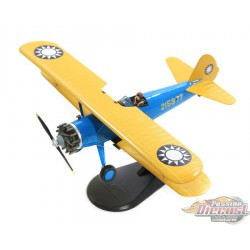 Boeing PT-17 Stearman Chinese Air Force, Hobby Master 1/48 HA8110 Passion Diecast