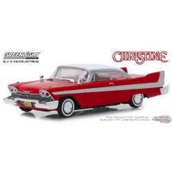 Greenlight 1/43 Christine (1983) - 1958 Plymouth Fury GL-86529  PASSION DIECAST