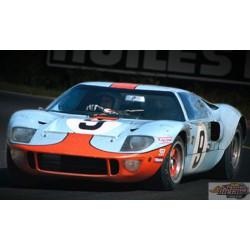 FORD GT40 MKI #9 - 1968 24 HEURES DE LE MANS  Masterpiece Collection 1/12  M1201004 Passion Diecast