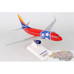 SOUTHWEST BOEING 737-700 TENNESSEE ONE  SKYMARKS 1/130  SKR949 Passion Diecast