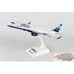 JETBLUE  Embraer E-190 Skymarks 1/100  SKR980 Passion Diecast