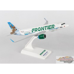FRONTIER  Airbus A320NEO  Skymarks  1/150 SKR907 Passion Diecast