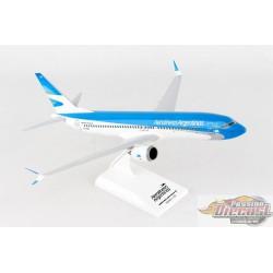 Aerolineas Argentinas  Boeing 737-MAX8   SKYMARKS 1/130 SKR953 Passion Diecast