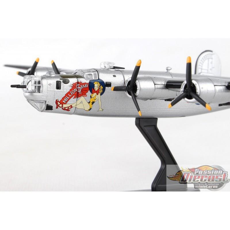 Consolidated B-24 LIBERATOR MILLION DOLLAR BABY POSTAGE