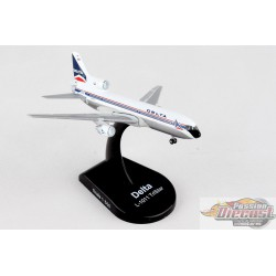 Delta Airline L1011-500 TriStar Postage Stamp  1/500  PS5813-2  Passion Diecast