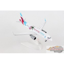 Eurowings Europe Airbus A320 Herpa 1/400  562676 Passion Diecast