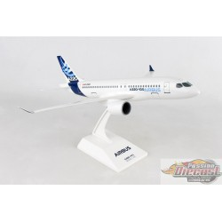 AIRBUS HOUSE A220-100 SKYMARKS  1/100 SKR957 Passion Diecast