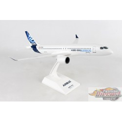 AIRBUS HOUSE A220-300  SKYMARKS  1/100 SKR991 Passion Diecast