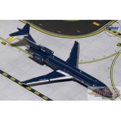 Policia Federal Mexico Boeing 727-200 XC-OPF  Gemini 1/400 GJPFM1705  Passion Diecast