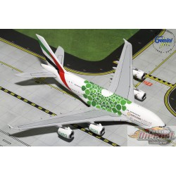 Emirates Airbus A380-800 Expo 2020 Green Gemini 1/400 GJUAE1788  Passion Diecast