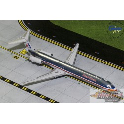American Airlines MD-80 Polished  N9621A  Gemini 1/200 G2AAL760  Passion Diecast
