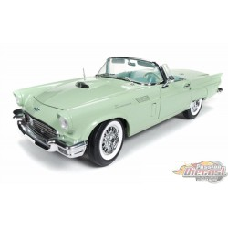 1/18 1957 Ford Thunderbird Convertible  Autoworld AMM1045 PAssion diecast