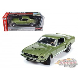 1/18 1967 Ford Shelby Mustang GT500 GT 500  Autoworld AMM993 PAssion diecast