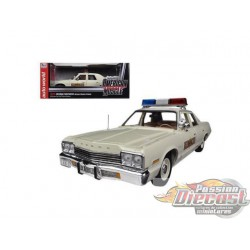 1/18  1974 Dodge Monaco Illinois Police Autoworld AMM1019 PAssion diecast