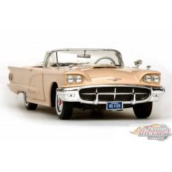 1/18 1960 Ford Thunderbird  Convertible SunStar  SS-4316 Passion diecast  4316