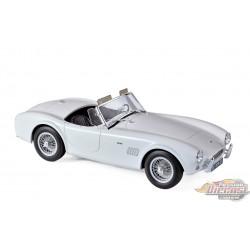 AC Cobra 289 1963 - White 1/18  Norev 182752  Passion diecast