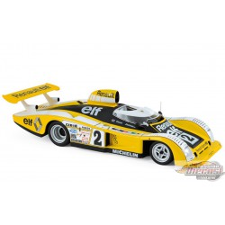 RENAULT ALPINE A442 - WINNER FRANCE 24H 1978 1/18  Norev 185145 Passion diecast