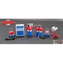 Shop Tool Set NO.1 - BRE GMP 18905  1-18 PASSION DIECAST