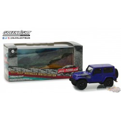 Jeep Wrangler Winter Edition  2017 Greenlight 86151 1/43 Passion Diecast