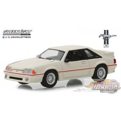Ford Mustang 5.0 1989  Anniversary Collection Series 7 greenlight 27970E 1-64 Passion Diecast