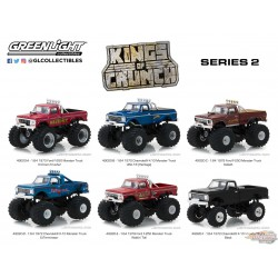 Kings of Crunch Series 2 Assortiment greenlight 49020 1-64 Passion Diecast