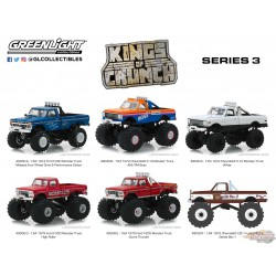 Kings of Crunch Series 3 Assortiment greenlight 49030 1-64 Passion Diecast
