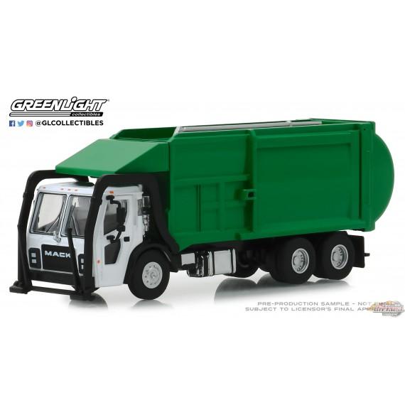 Mack LR Refuse 2019 S.D. Trucks Series 6  greenlight 45060C  1-64 PassionDiecast